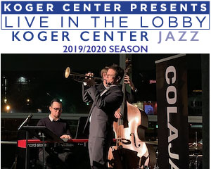 Koger Center Jazz 2019/2020 Season