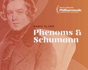 South Carolina Philharmonic Presents Phenoms and Schumann
